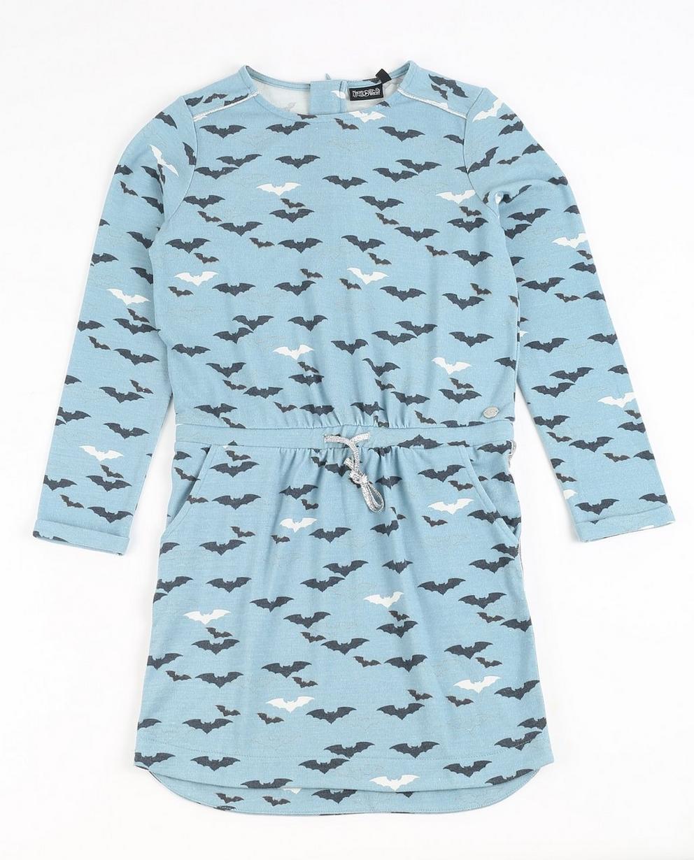 Robe Nachwacht - imprimé de chauves-souris - Nachtwacht